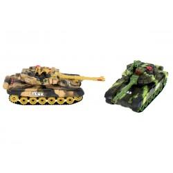 Zestaw Czołgów RC War Tank...