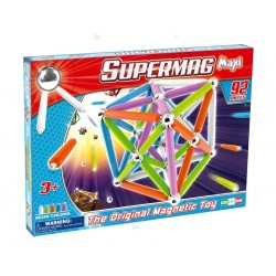 Klocki Supermag Maxi Neon...