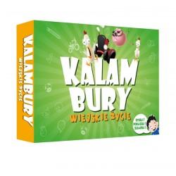 Gra rodzinna Kalambury:...