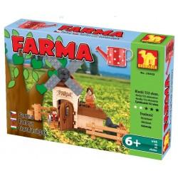 KLOCKI FARMA 28403 Młyn...