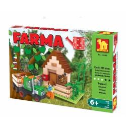 KLOCKI FARMA 28502 Dom z...